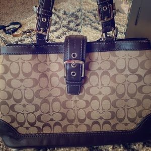 Beautiful Coach bag